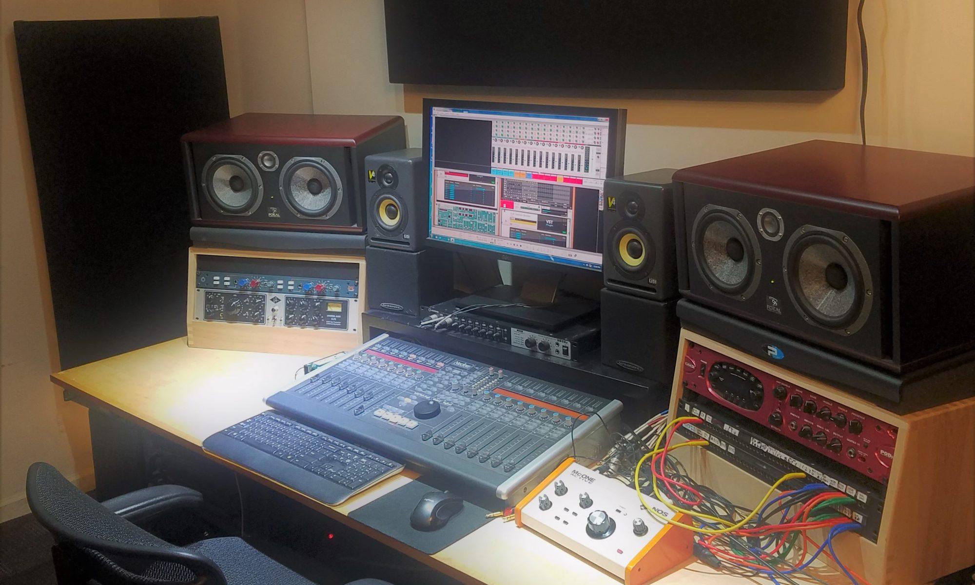 Stratcat Studio